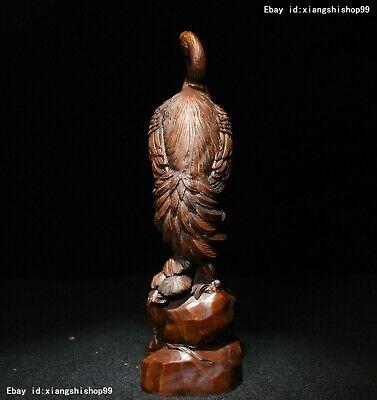 chinese arborvitae wood carving longevity figure \u5bff\u661f