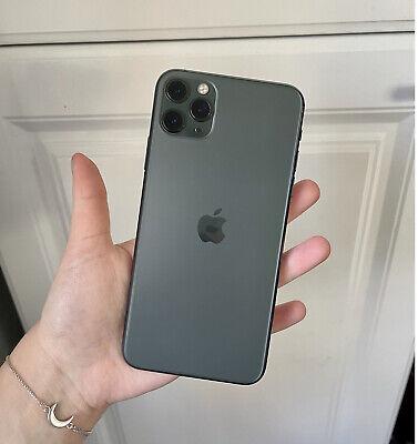 iPhone 11 Pro Max 256GB - Unlocked - Midnight Green; A2161 (CDMA + GSM)
