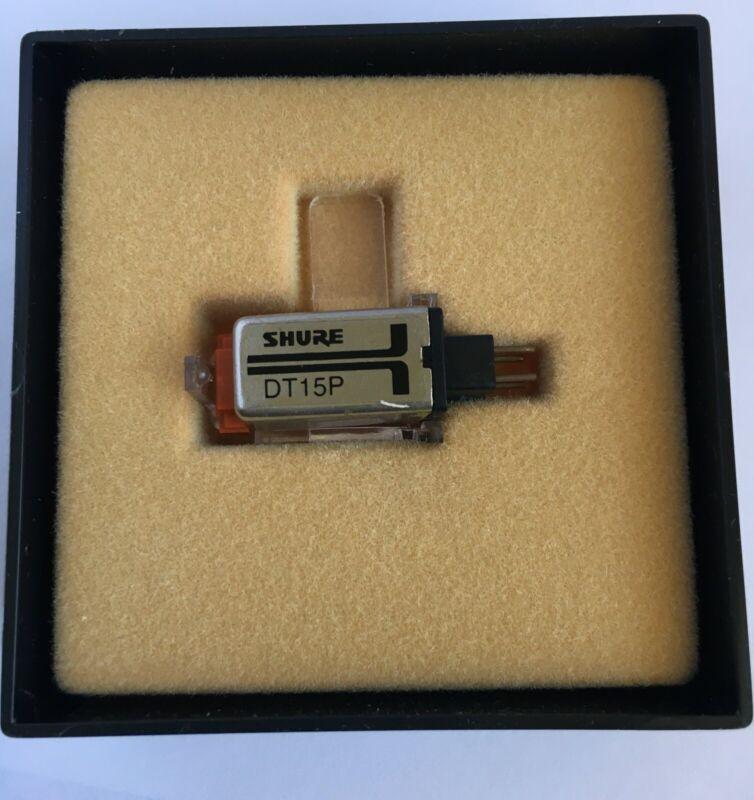 NIB Shure DT15P Phono Cartridge