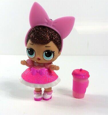 LOL Surprise Dolls Glitter Series 1 Fancy Opened