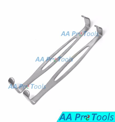 AA Pro: Us Army Retractor Set Of 2 Pcs Surgical Veterinary Instruments