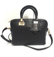 Borsa Donna Liu-jo Shopping M Anna Martellato Nero E Tracolla B17lj38 - martell - ebay.it
