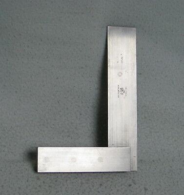 0963 Starrett No.20 4-12 Hardened Steel Square With Tools Logo