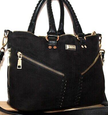 River Island Boho/Hobo Bucket Satchel/Messenger/Shoulder/Grab Bag/Tote/Purse comprar usado  Enviando para Brazil