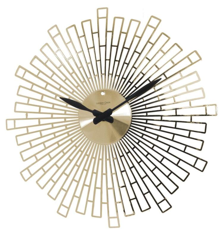 art deco wall clock ebay