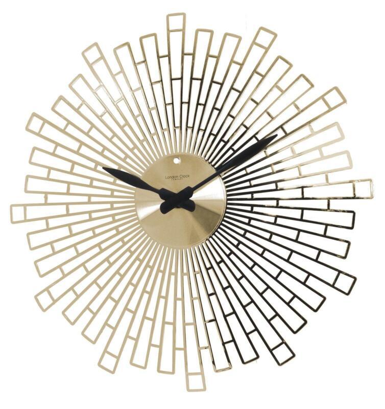 Art Deco Wall Clock eBay