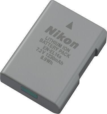 Nikon 27126 EN-EL 14A Rechargeable Li-Ion Battery