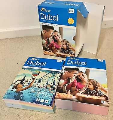 ** REDUCED ** -  Entertainer Dubai 2017 Book ** LIGHTLY USED ** (2)