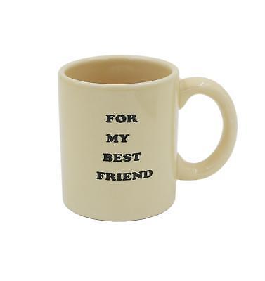 Novelty For My Best Friend Penis Mug (Novelty Mug)