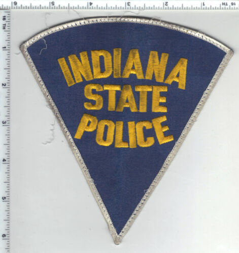 State Police (Indiana) Uniform Take-Off Shoulder Patch from the early 1980s
