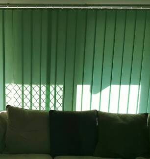Double window pull slide blind Pelican Waters Caloundra Area Preview