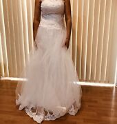 Bridal gown  Dianella Stirling Area Preview