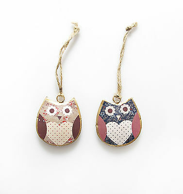Deck the halls with owls and holly