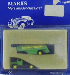 MARKS 1371 N Mercedes Benz 3500 Tanklaster