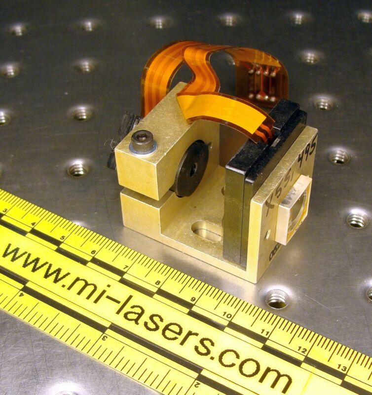VARIABLE OPTICAL ELECTRONIC LASER ATTENUATOR HeNe helium neon electro- optic