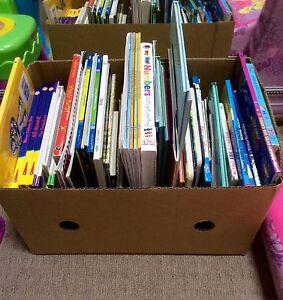 Box of children's books Tanunda Barossa Area Preview