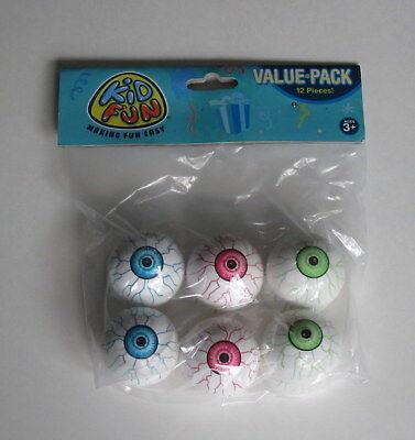 12 Eyeball Poppers 1¾