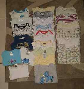 FREE - Mixed boys, girls or unisex baby clothes bundle Matraville Eastern Suburbs Preview