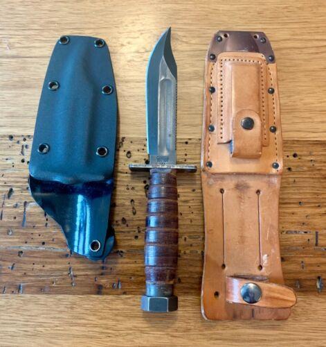 Camillus Jet Pilot Survival Knife