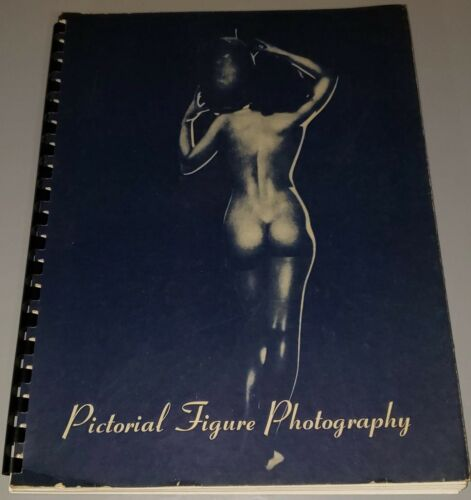 """""""Pictorial Figure Photography""""..Very Rare..1950..Soft Bound..Volume #2..Two"""