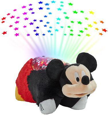 Pillow Pets Disney Mickey Mouse Sleeptime Lites - Mickey Mou