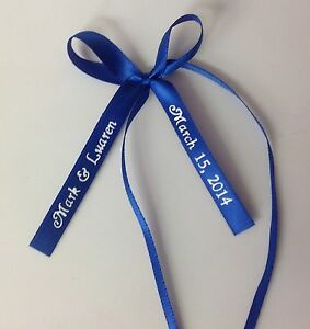 Personalized Ribbons For Baby Shower