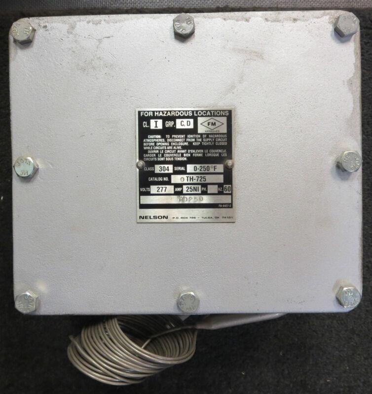 Nelson TH-725 Hazardous Location Temperature Control