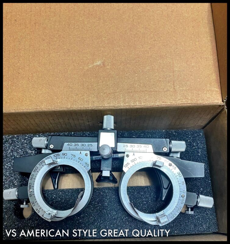 Optician Trial Frame Adjustable Rotating AMERICAN STYLE SHIPS FROM FLORIDA