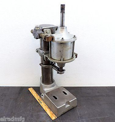 Air Mite Dap-12dr Pneumatic Press Bench Press Air Clicker Press 2 Stroke
