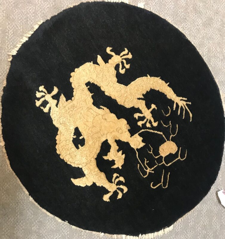 AN AUTHENTIC CHINESE DRAGON