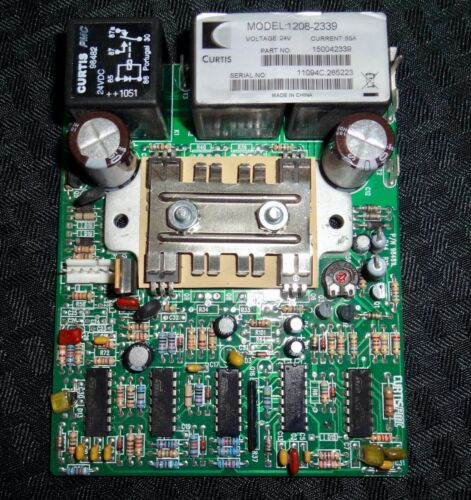 Tennant/Nobles Automatic Floor Scrubber Speed Control Board #1208-2339
