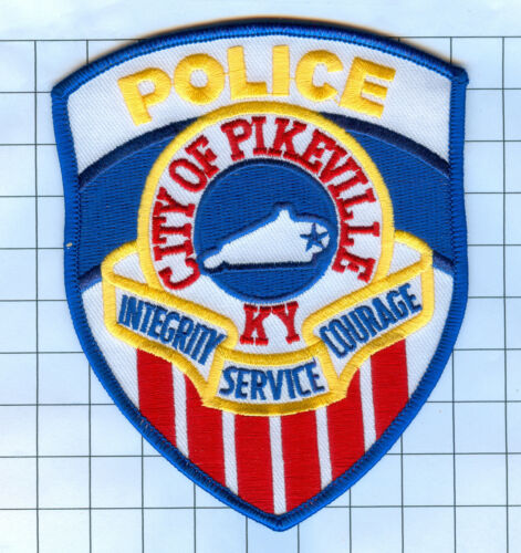 Police Patch  - Kentucky  - City of Pikeville