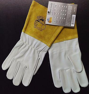 Gloves Castle W-102 Premium Grade Tig Welding Glovessmlxl-1 Pair
