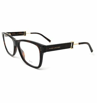 MARC JACOBS Eyeglasses MARC 132 ZY1 Havana Medium Unisex (Marc Jacobs Glasses For Men)