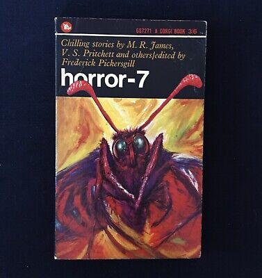 M R James , C S Pritchett et al - Horror 7 - Corgi Books - 1965 Vintage Horror for sale  Shipping to Ireland
