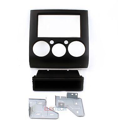 Scosche MI3018B Radio Replacement Dash Kit 1-2-DIN w/Pocket For Mitsubishi OPEN Scosche Pocket Dash Kit