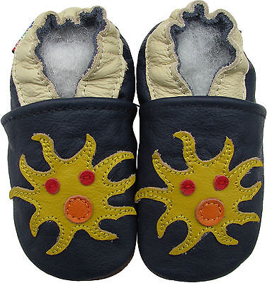 shoeszoo  new soft sole leather infant baby shoes sea monste
