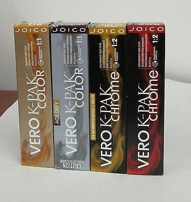 Joico K Pak Hair Color Choose Your Color