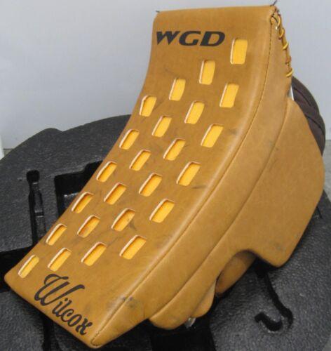 WGD Wilcox Goalie Blocker Senior Custom