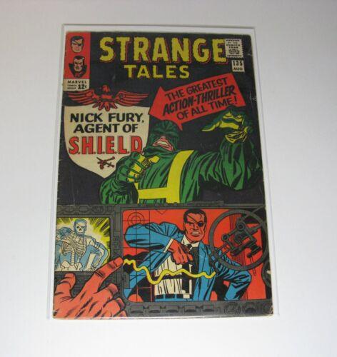 STRANGE TALES #135 (NICK FURY Joins SHIELD, 1st HYDRA) FN/VF