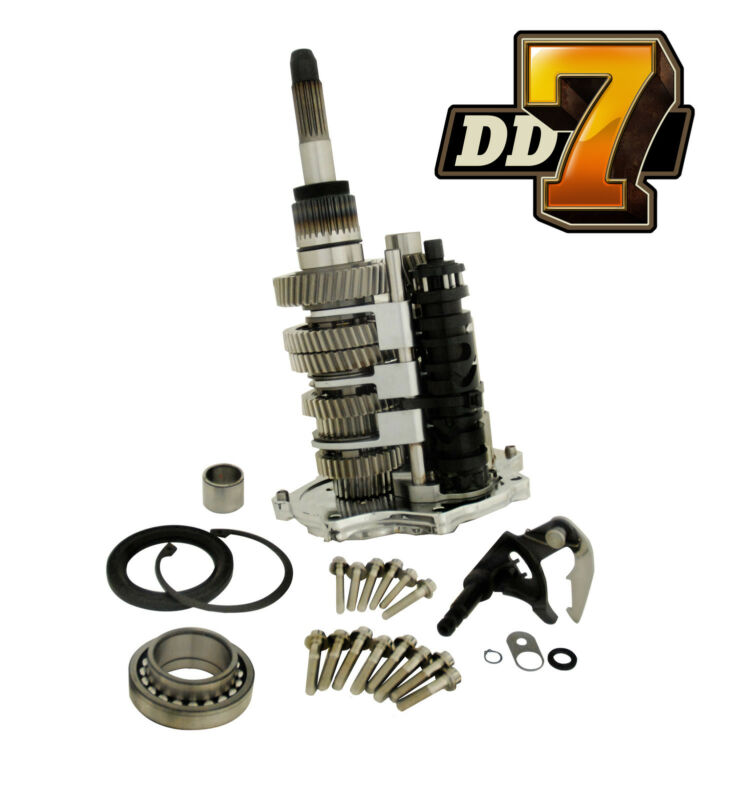 Baker Drivetrain 7-speed Transmission Gear Set Dd7e-3760 Harley 2006-2015 Models