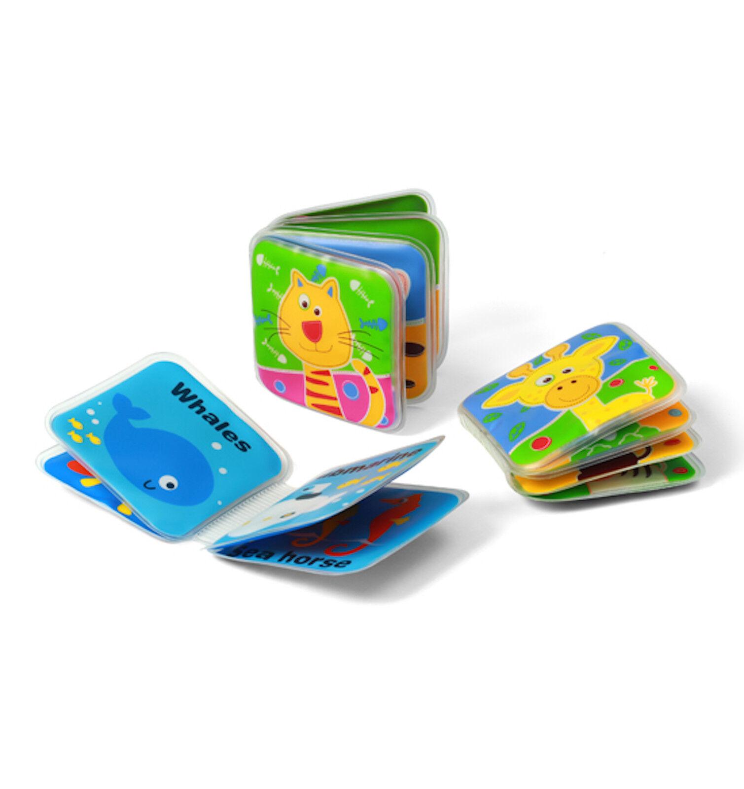 BADEBUCH mit Quietscher Baby Spielzeug für z.B. Badewanne Babybuch 891 °NEU°