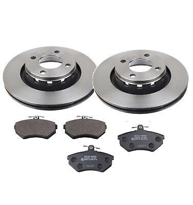 Bremsscheiben Bremsen Bremsklötze für vorne die Vorderachse VW Passat 35i