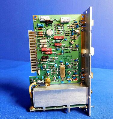 Agilent Hp Keysight 85662-60019 Bandwidth Filter Board Assembly A7a4