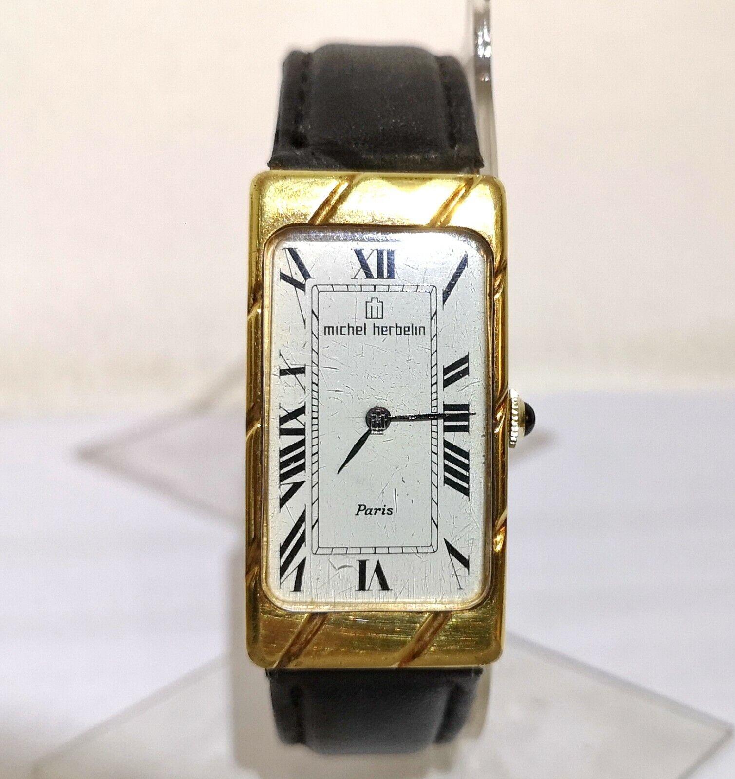 Esprit Art Deco Com vintage watch michel herbelin art deco style