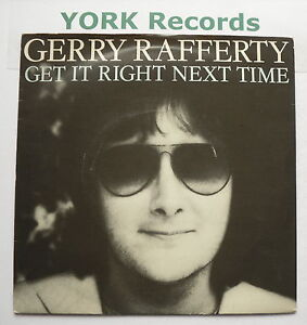 GERRY-RAFFERTY-Get-It-Right-Next-Time-Ex-Con-7-Single-United-Artists-BP-301