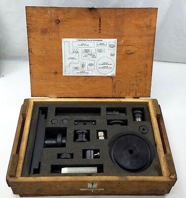 Otc Case Ih L Series Backhoe Axle Specialty Tool Kit Cas40032b In Wood Case