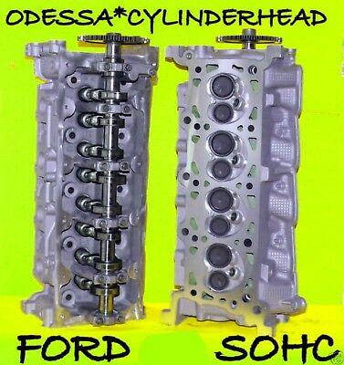 2 FORD LINCOLN NAVIGATOR 4.6  SOHC CYLINDER HEADS cast# RF-1L2E ONLY REBUILT