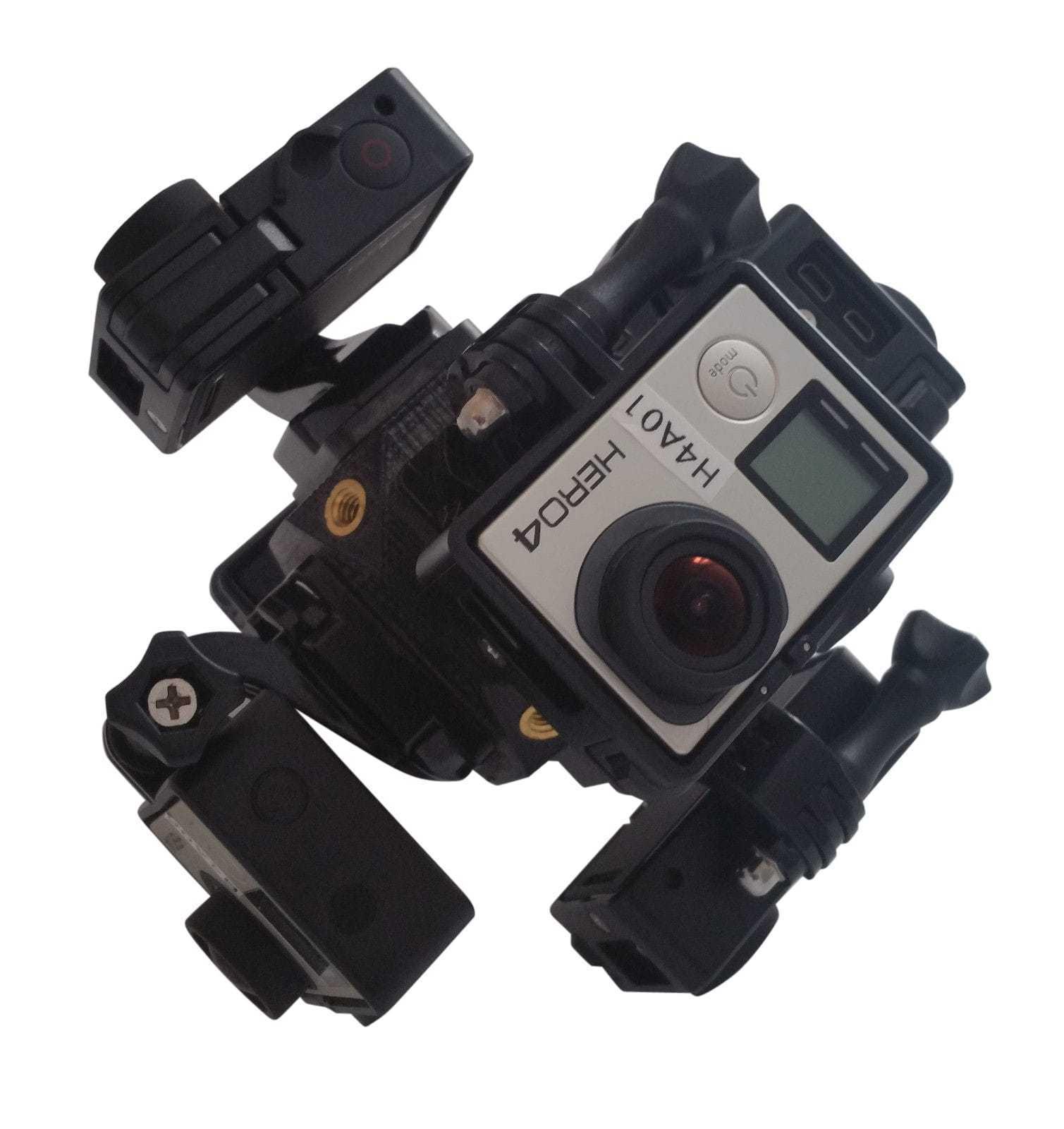 SimplifyVR 360 Rig Panorama Camera Omni Mount GoPro Xiaomi