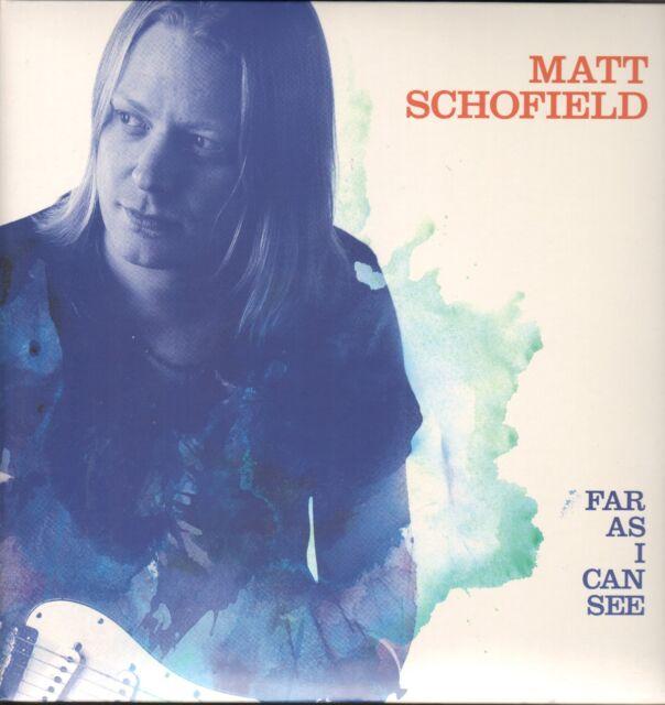 SCHOFIELD MATT - Far As I Can See     2LP   !!! NEU !!!